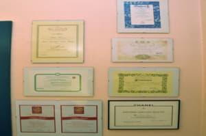 diplomi centro estetico estetica silvia