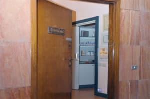 ingresso centro estetico