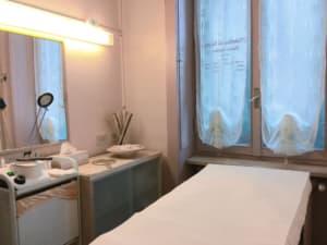 cabina depilazione e massaggi